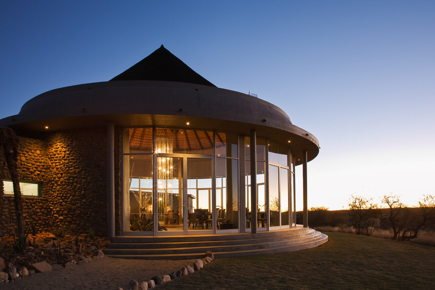 Lodges Near Windhoek Namibia