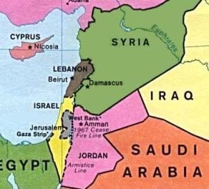 israel-syria-jordan