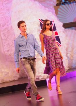 Pepe Jeans Fashion Show