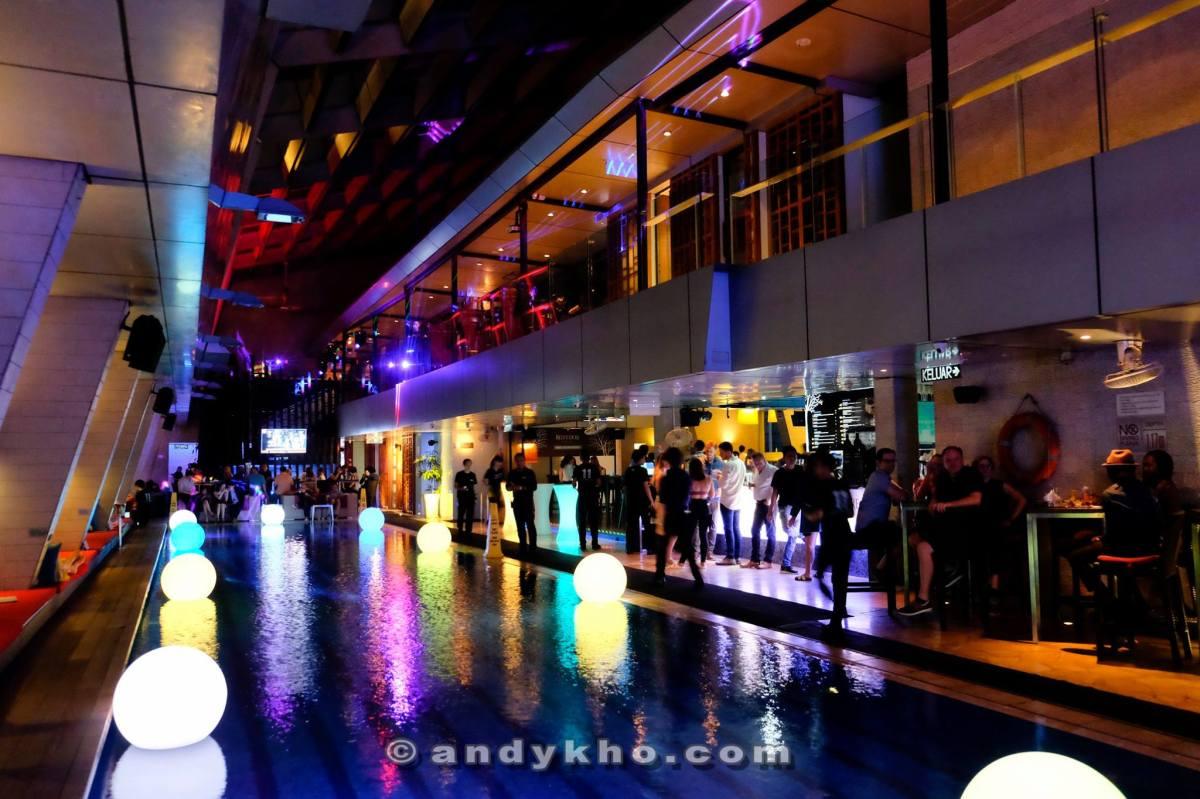 Traders Hotel Kuala Lumpur Sky Bar