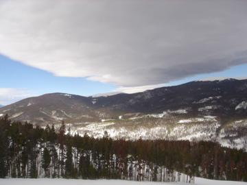 Keystone Colorado Mountains