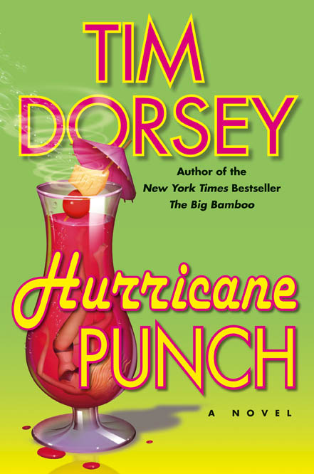 Hurricane Punch by Tim Dorsey, Mr. Media Interviews