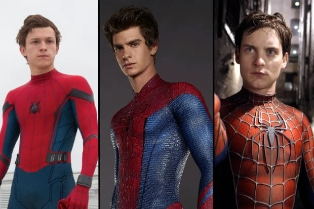 No way Home Suit revealed Tom Holland New Spider-Man Suit Spider-Man: No Way Home cast