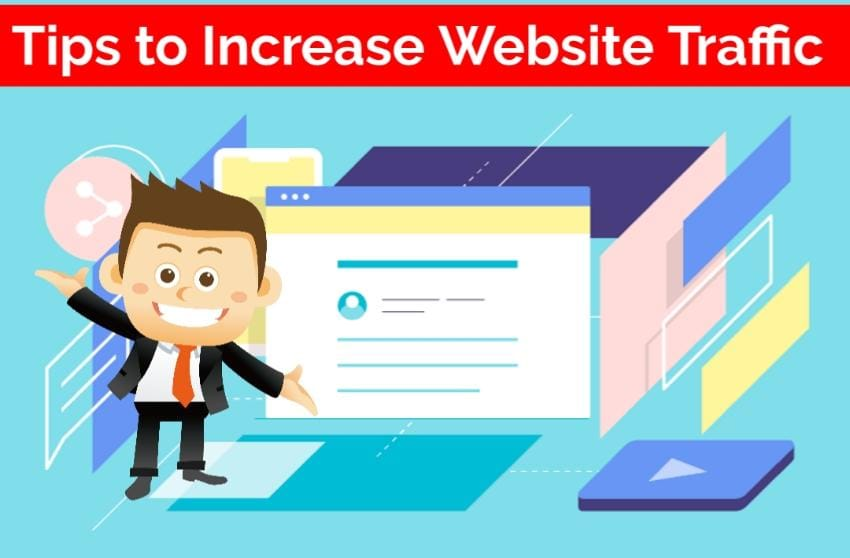 Tips to Increase Organic Traffic in 2021 How to boost website traffic?