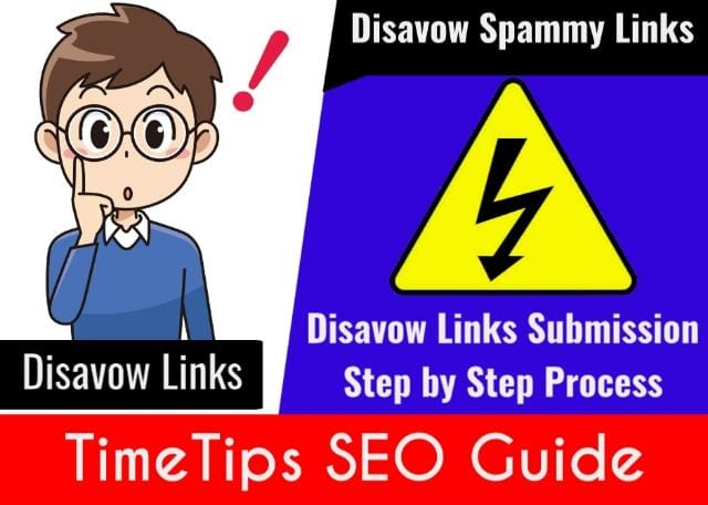 Google Disavow Links 2021 Reduce Spam Score of a Website