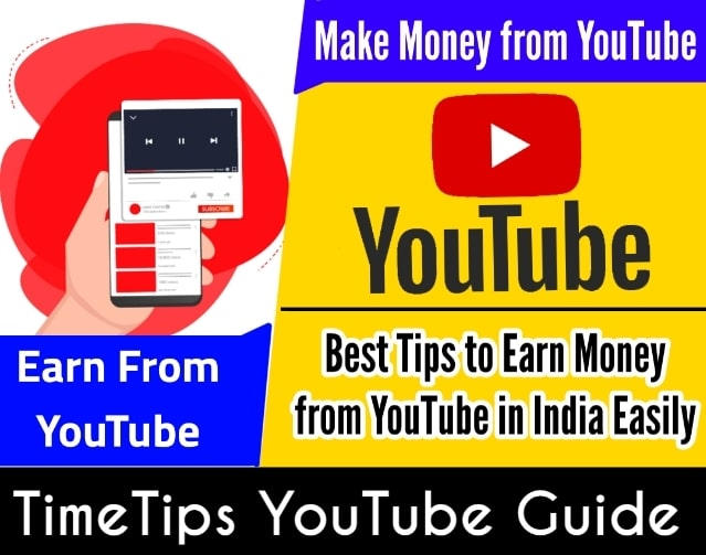 Earn From YouTube in India