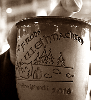 Christmas Market in Frankfurt 2016