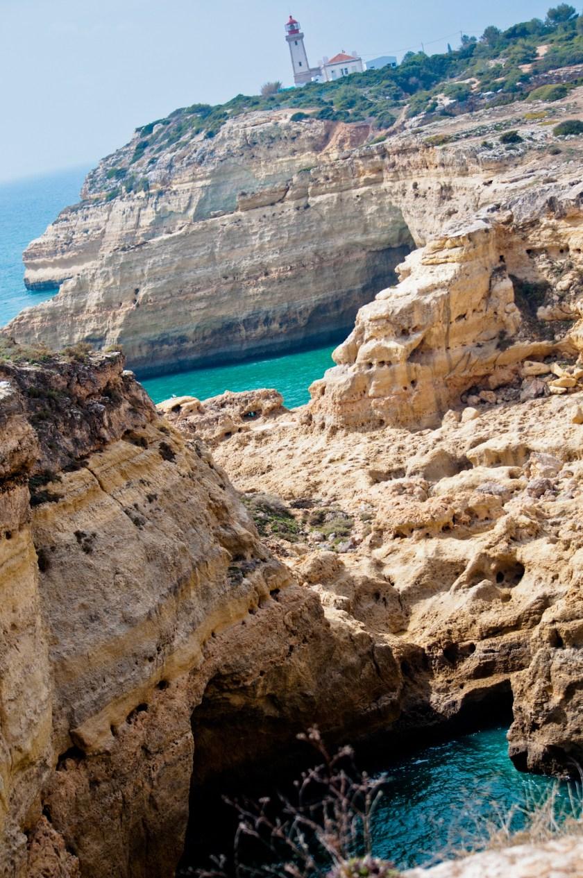 Algarvian cliffs