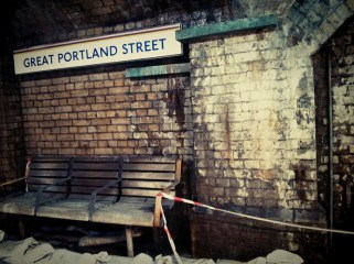 Day 95 Great Portland Street Station, you are rather gross sometimes.