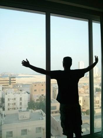 Day 214 WE HAVE WINDOWS! Glorious glorious windows.