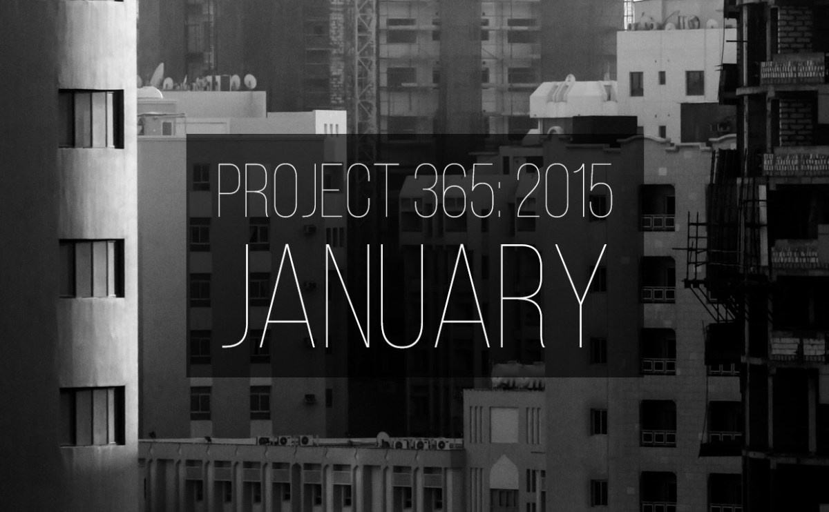 Project 365: January 2015