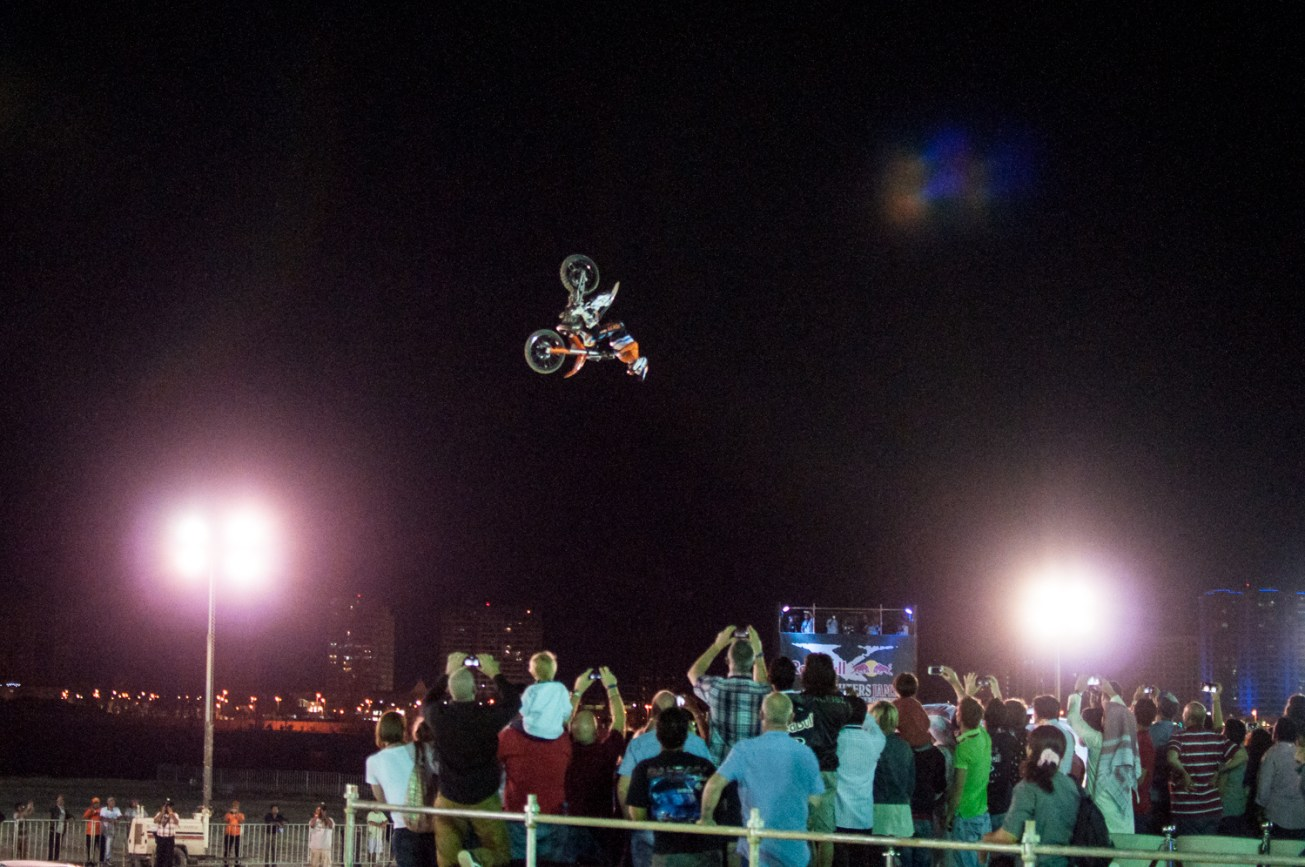 Red Bull X-Fighters Jams