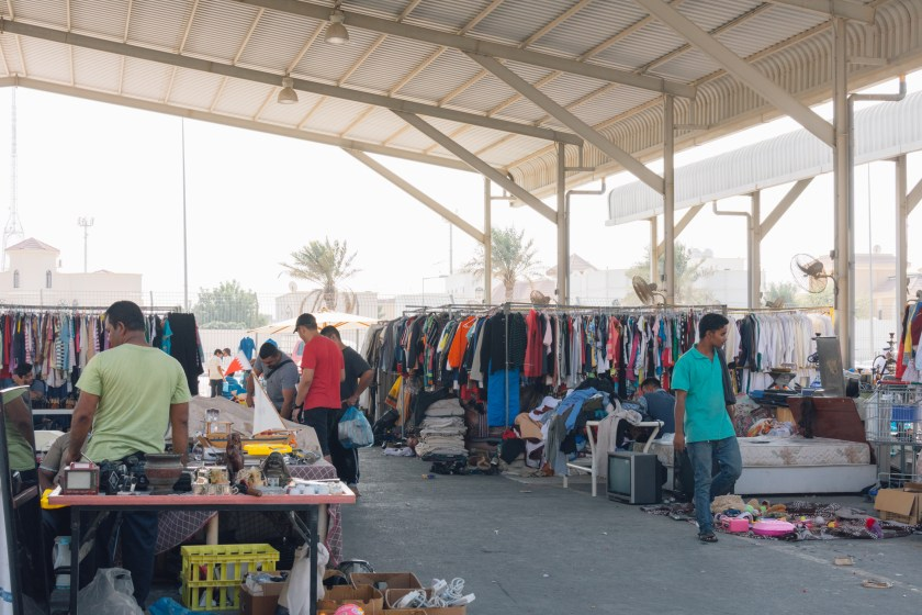 Isa Town Local Market