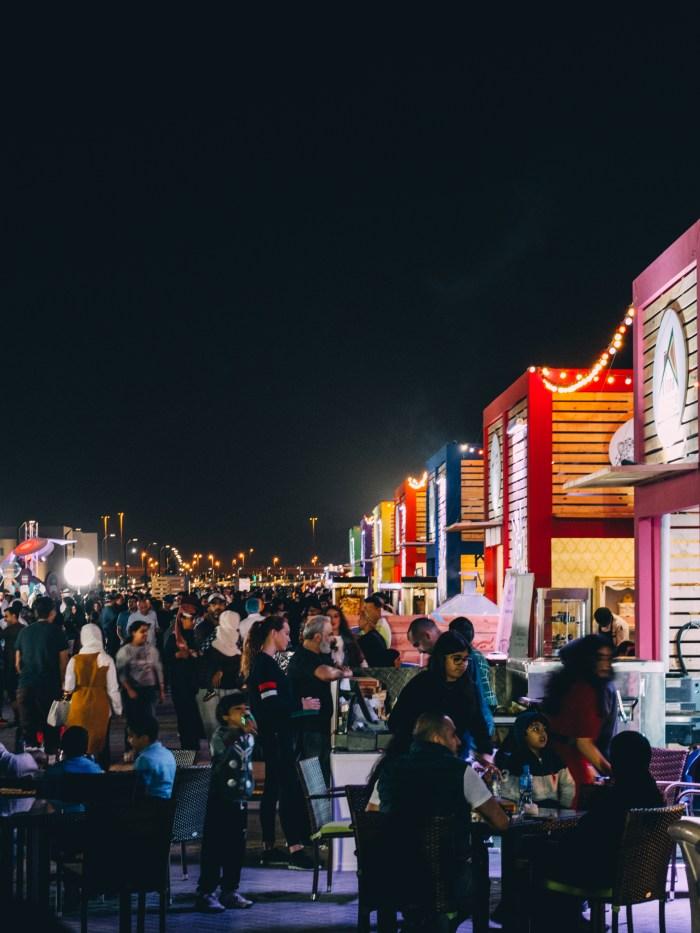 Bahrain's Food Festival 2018