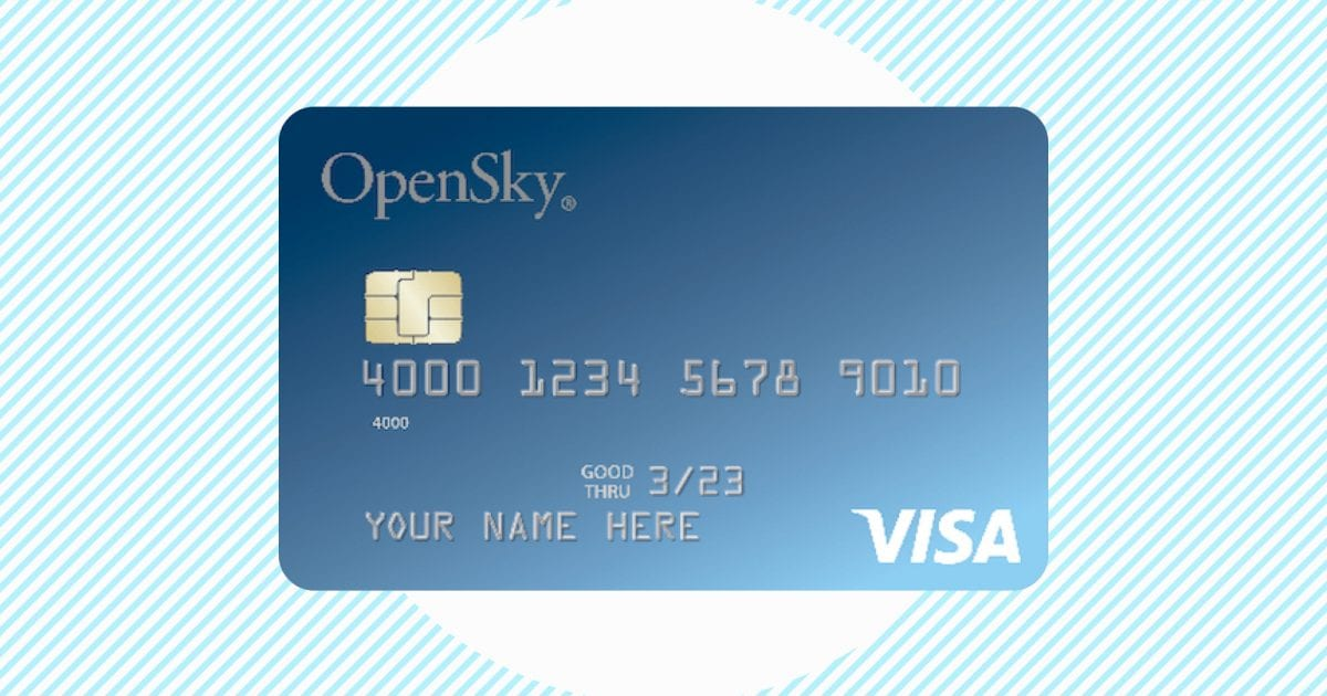 While most secured cards tend to come with penalties for having poor credit, this card actually has a number of benefits with no real penalties. Opensky Secured Visa Card Review Nextadvisor With Time