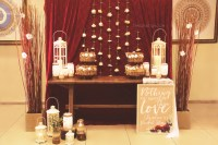 Rustic Chic Bridal Shower | Time2Partay.com