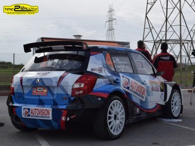 01 7o autovision rally sprint mpralou texnikos elegxos