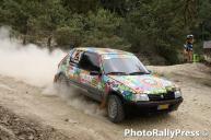 0022 PALMOS - PSARRAKOU 37o rally sprint korinthoy 2016