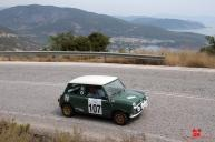 107 historic rally of greece regularity