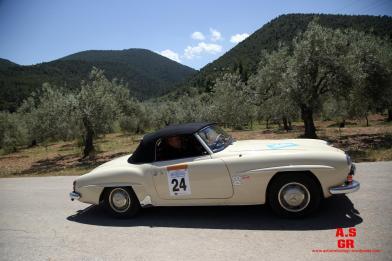 24 Hellenic Regularity Rally 2017