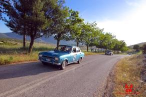 36 Hellenic Regularity Rally 2017