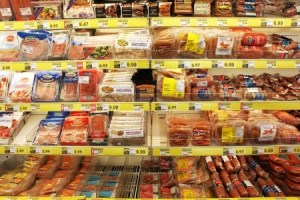 Even lunch meat has sugar added much of the time!