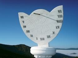 A sundial never lies.