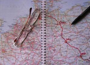destination of a long journey