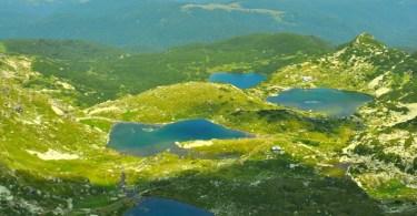 Седемте Рилски езера- къс от Рая