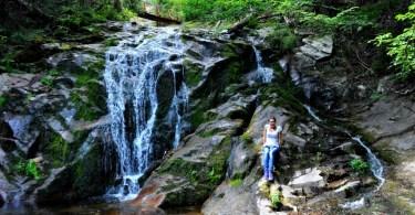 Екопътека Каньонът на водопадите