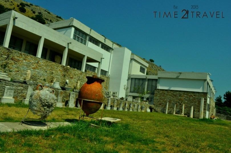 Музей, Филипи