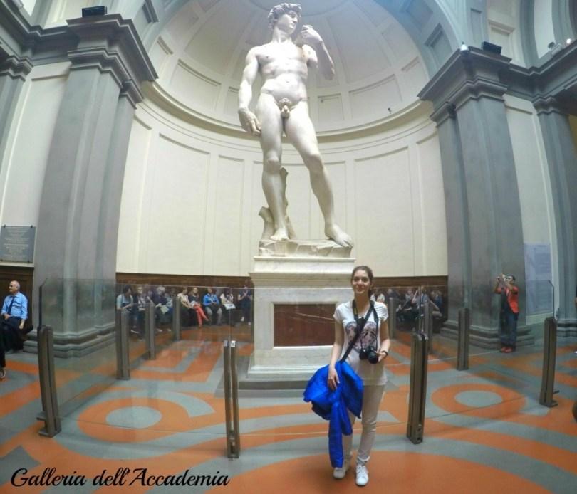 Давид на Микеланджело