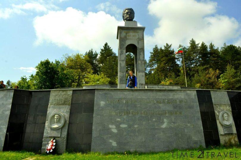 Мемориален комплекс Васил Левски