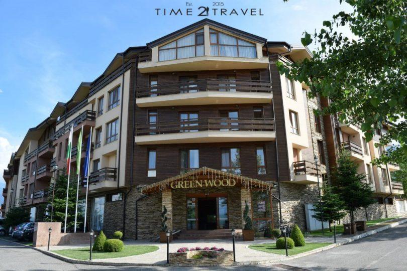 Green Wood Hotel &Spa