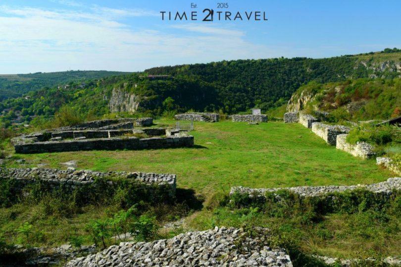 Средновековна крепост Червен