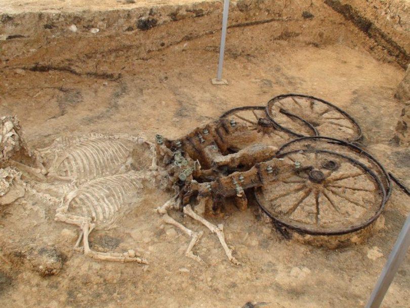 Карановкса селищна могила