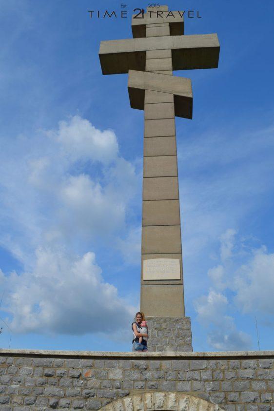 Паметникът на връх Околчица
