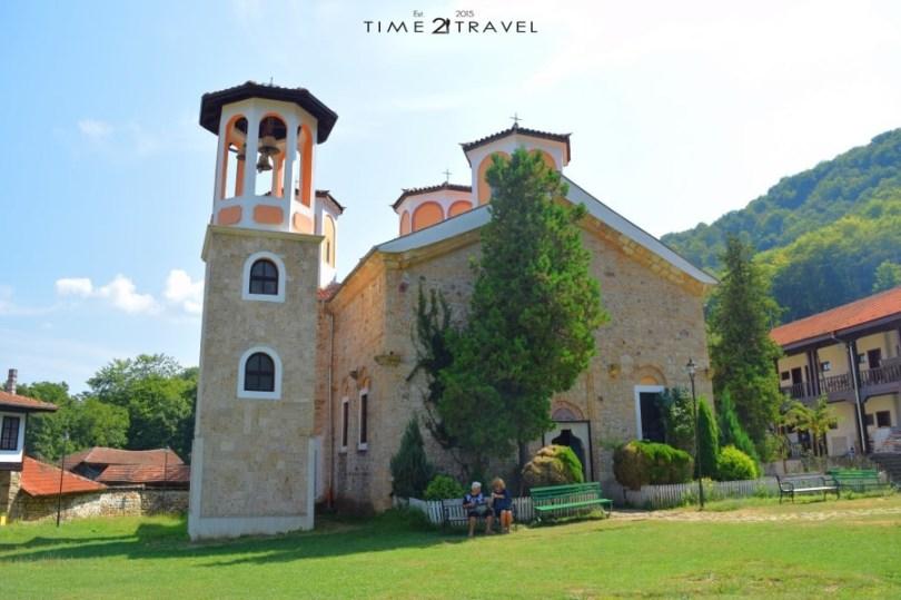 """Манастирската църква """"Св. Троица"""", Етрополе"""