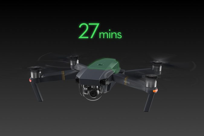 drone mavic pro6