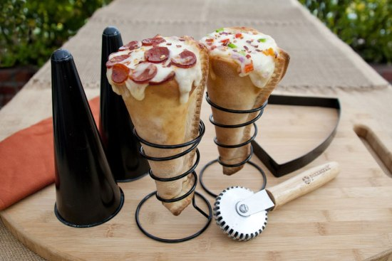 Pizza Cone Making Set time4gadget