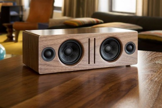 Audioengine Walnut Speaker Time4Gadget