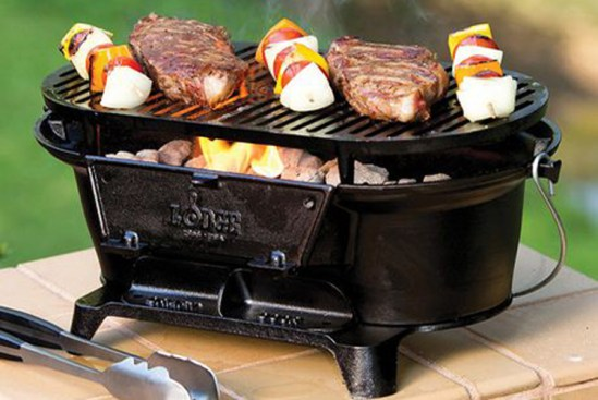 Lodge Logic Sportsman Grill