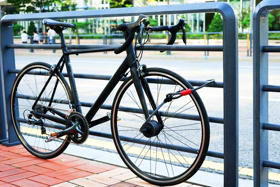Bisecu-Automatic Smart Bike Lock 4