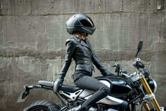 CrossHelmet X1-Smart motorcycle helmet 1