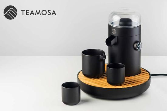 TEAMOSA-automated tea brewing machine 56