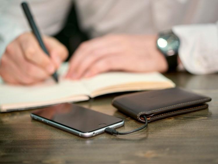 Volterman Multifunctional Smart Wallet 8