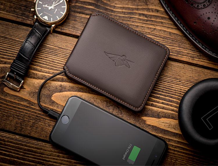 Volterman Multifunctional Smart Wallet 2