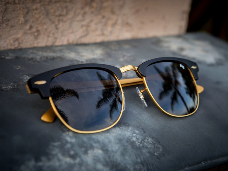 The Empire - Titanium Aerospace Sunglasses 2