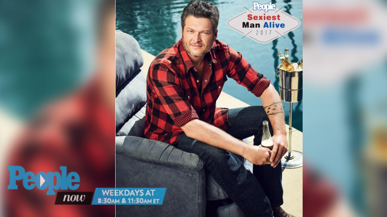 Prodigious! Blake Shelton Says Gwen Stefani 'Teases Me About My Age'—And Why No One Should Ever See Him Naked!