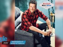Blake Shelton Says Gwen Stefani 'Teases Me About My Age'—And Why No One Should Ever See Him Naked! images 0